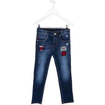 Vêtements Enfant Jeans slim Losan 723 9003AA Bleu