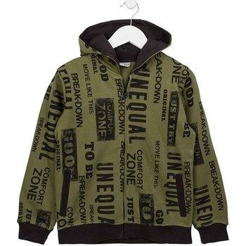 Vêtements Enfant Sweats Losan 723 6007AA Vert