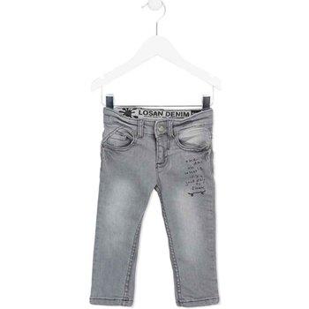 Vêtements Enfant Jeans slim Losan 725 9004AC Gris