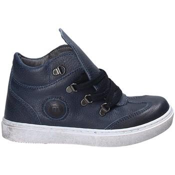 Chaussures Enfant Baskets montantes Melania ME2108D7I.B Bleu