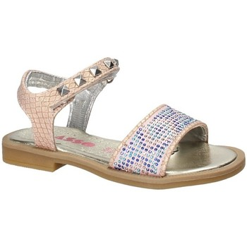 Chaussures Fille Sandales et Nu-pieds Asso 55930 Rose