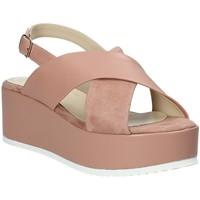 Chaussures Femme Sandales et Nu-pieds Grace Shoes Z 078 Rose