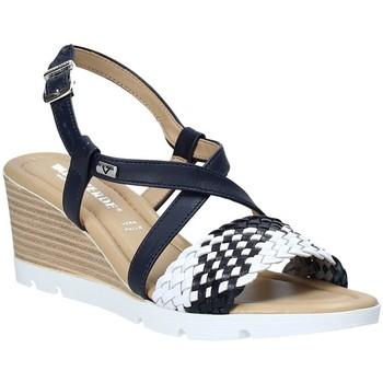 Chaussures Femme Sandales et Nu-pieds Valleverde 32305 Bleu