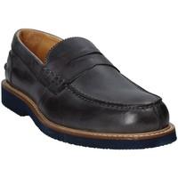 Chaussures Homme Mocassins Exton 9102 Gris