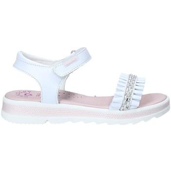 Chaussures Fille Sandales et Nu-pieds Pablosky 4681 Blanc