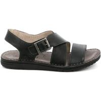 Chaussures Homme Sandales et Nu-pieds Grunland SA1853 Noir