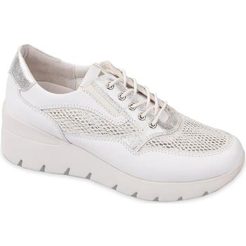 Chaussures Femme Baskets basses Valleverde 18252 Blanc