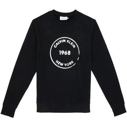 Vêtements Homme Sweats Calvin Klein Jeans K10K104548 Noir