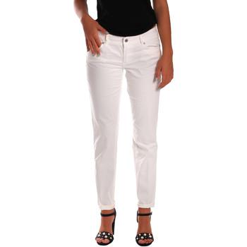 Vêtements Femme Jeans slim Gas 355661 Blanc