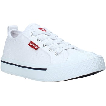 Chaussures Enfant Baskets basses Levi's VORI0005T Blanc