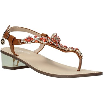 Chaussures Femme Sandales et Nu-pieds Gold&gold A20 GL540 Orange