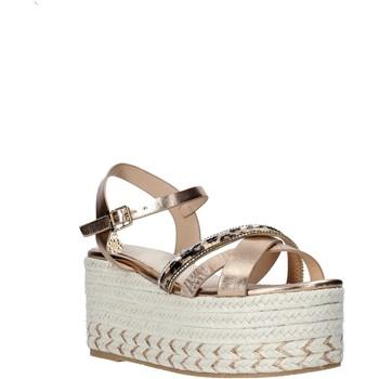 Chaussures Femme Espadrilles Gold&gold A20 GK52 Beige