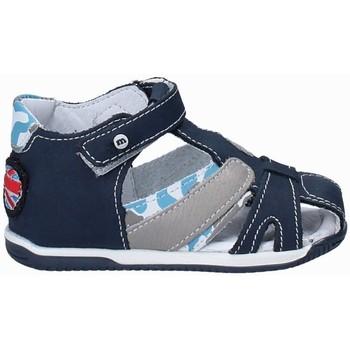 Chaussures Enfant Sandales et Nu-pieds Melania ME0809A8E.A Bleu