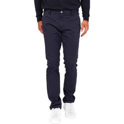 Vêtements Homme Chinos / Carrots Gas 360702 Bleu