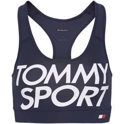 Vêtements Femme Brassières de sport Tommy Hilfiger S10S100070 Bleu