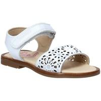 Chaussures Fille Sandales et Nu-pieds Pablosky 0533 Blanc