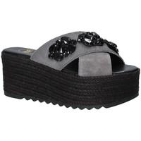 Chaussures Femme Mules Exé Shoes G4700885736T Noir