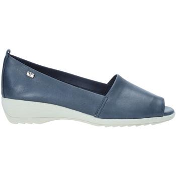 Chaussures Femme Sandales et Nu-pieds Valleverde 41141 Bleu