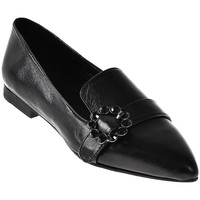 Chaussures Femme Mocassins Elvio Zanon I3203B Noir