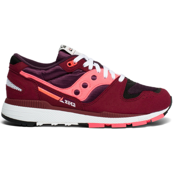 Chaussures Femme Baskets basses Saucony S60437 Rouge