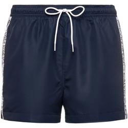 Vêtements Homme Shorts / Bermudas Calvin Klein Jeans KM0KM00457 Bleu