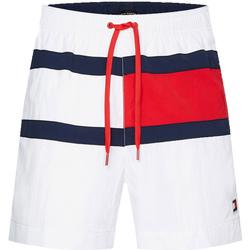 Vêtements Homme Maillots / Shorts de bain Tommy Hilfiger UM0UM01070 Blanc