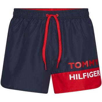 Vêtements Homme Maillots / Shorts de bain Tommy Hilfiger UM0UM01683 Bleu