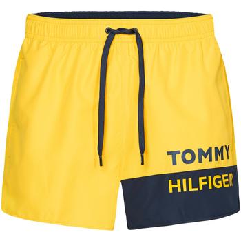 Vêtements Homme Maillots / Shorts de bain Tommy Hilfiger UM0UM01683 Jaune