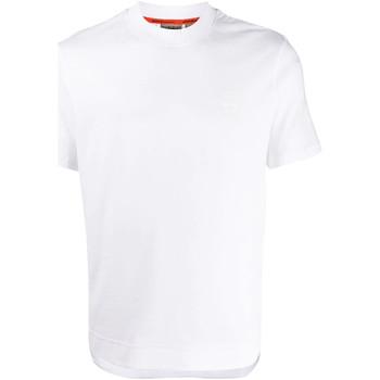 Vêtements Homme T-shirts manches courtes Napapijri NP0A4E8F Blanc