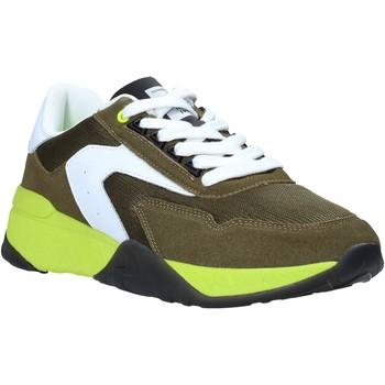 Chaussures Homme Baskets basses Lumberjack SM81511 001 V43 Vert