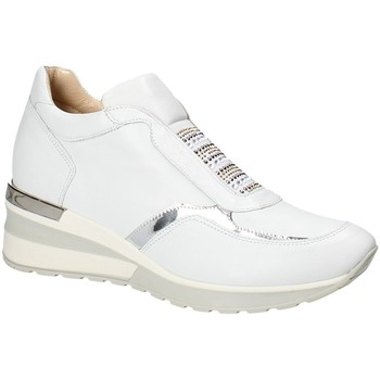 Chaussures Femme Baskets basses Exton E07 Blanc