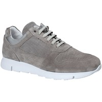 Chaussures Homme Baskets basses Exton 332 Gris