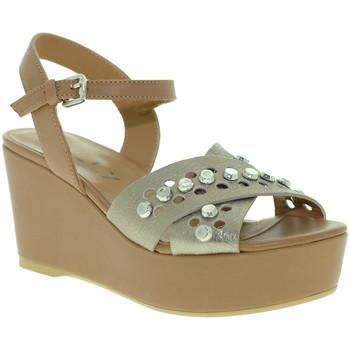 Chaussures Femme Sandales et Nu-pieds Mally 6237 Marron