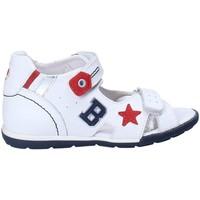 Chaussures Enfant Sandales et Nu-pieds Balducci CITA1084 Blanc