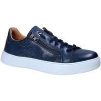 Chaussures Homme Baskets basses Exton 512 Bleu