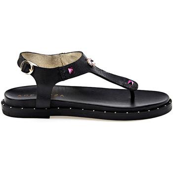 Chaussures Femme Sandales et Nu-pieds Apepazza JPL06 Noir