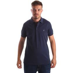 Vêtements Homme Polos manches courtes Navigare NV82097 Bleu