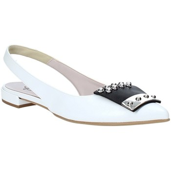 Chaussures Femme Sandales et Nu-pieds Grace Shoes 521011 Blanc