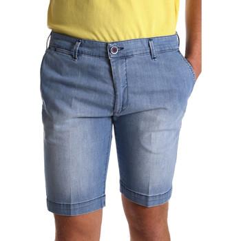 Vêtements Homme Shorts / Bermudas Sei3sei PZV132 7118 Bleu