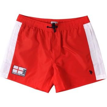 Vêtements Homme Maillots / Shorts de bain U.S Polo Assn. 45282 41393 Rouge