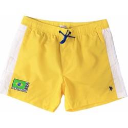 Vêtements Homme Maillots / Shorts de bain U.S Polo Assn. 45282 41393 Jaune