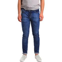Vêtements Homme Jeans slim U.S Polo Assn. 44961 51321 Bleu