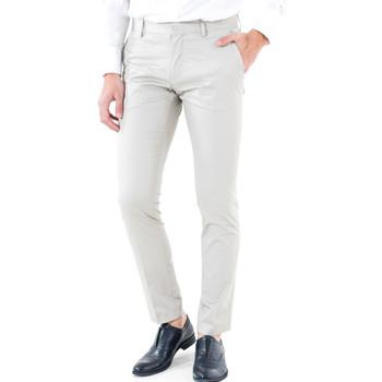Vêtements Homme Chinos / Carrots Antony Morato MMTR00407 FA800046 Gris