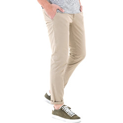 Vêtements Homme Chinos / Carrots Antony Morato MMTR00387 FA800060 Beige