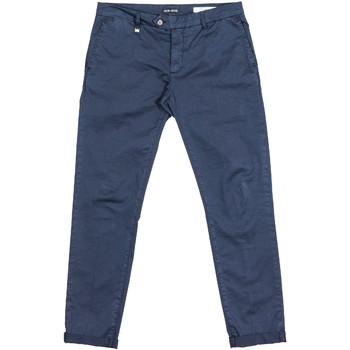 Vêtements Homme Chinos / Carrots Antony Morato MMTR00387 FA800060 Bleu