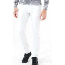 Vêtements Homme Pantalons 5 poches Antony Morato MMTR00372 FA800060 Blanc