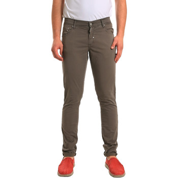 Vêtements Homme Pantalons 5 poches Antony Morato MMTR00372 FA800060 Vert