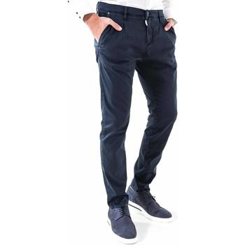 Vêtements Homme Chinos / Carrots Antony Morato MMTR00378 FA800077 Bleu