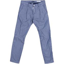 Vêtements Homme Chinos / Carrots Antony Morato MMTR00378 FA850155 Bleu