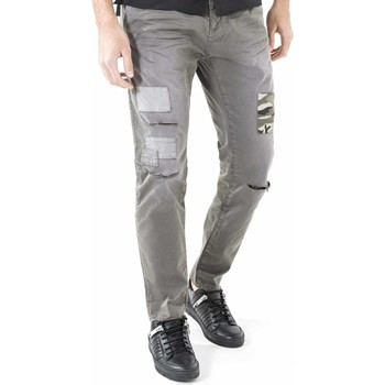 Vêtements Homme Pantalons Antony Morato MMTR00378 FA760024 Gris